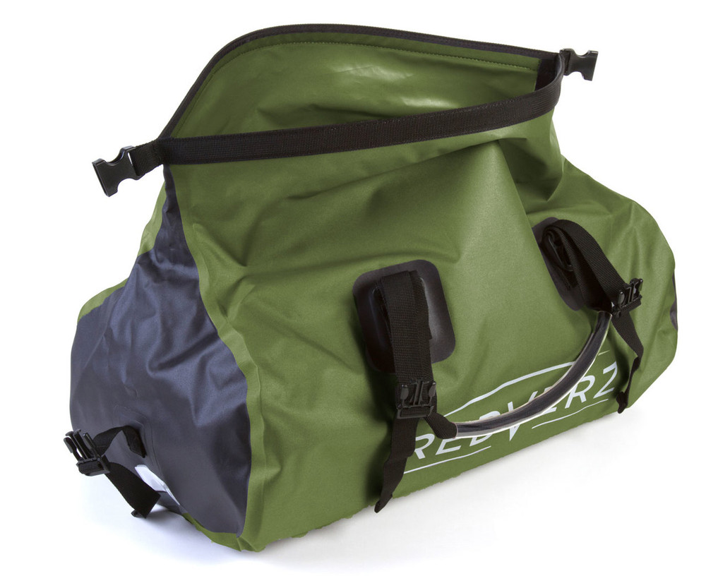 Redverz 50 Liter Dry Bag Green/Black