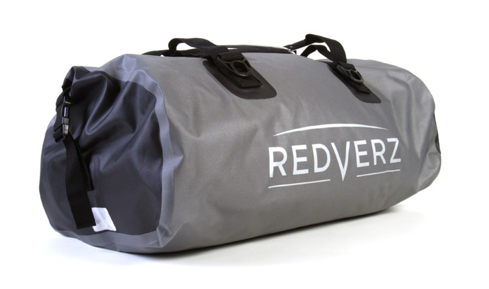 8eb8e1d296a7 Redverz 50 Liter Dry Bag Grey/Black