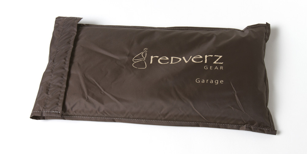 Garage Groundsheet Packed