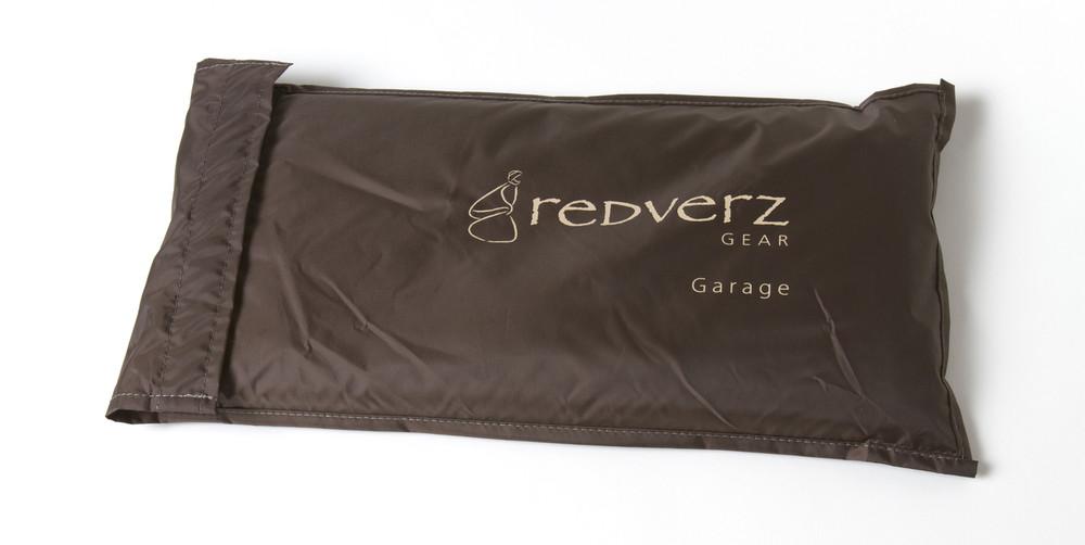 Garage Groundsheet Packed