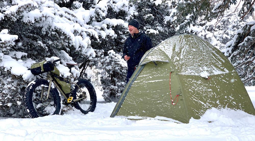 Redverz Hawk II Four Season Mountaineering Tent