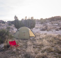 High country camping in Colorado with the Hawk II Expedition Tent from Redverz Gear.