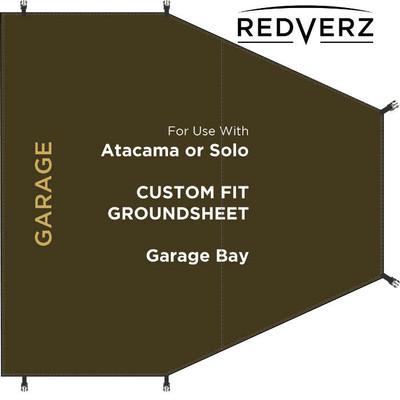 Redverz Garage Bay Groundsheet ( Fits Atacama and Solo)