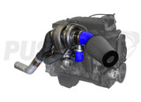Pusher High Mount Compound Turbo System for 2003-2007 Dodge Cummins Trucks