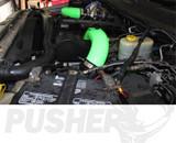 "Pusher 3.5"" MEGA Intake System with Cross-Air 1998.5-2002 Dodge Cummins"