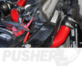 Pusher Intake System for 2008-2010 Ford F250/350 6.4L Powerstroke