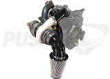 Pusher Max Compound Turbo System for 2001-2004 Duramax LB7 Trucks