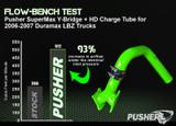 Pusher SuperMax Intake System for 2006-2010 Duramax LBZ / LMM Trucks