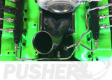 Pusher SuperMax Y-Bridge for 2006-2010 Duramax LBZ / LMM Trucks