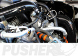 Pusher Max HD Charge Tube Package for 2011-2016 Duramax LML Trucks
