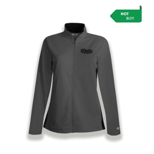 Ladies Champion Full Zip Jacket