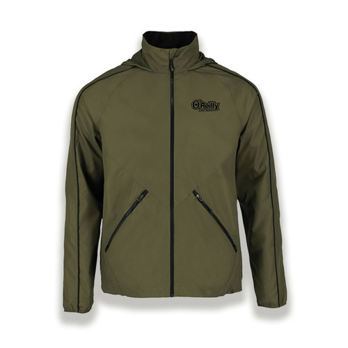 Eco Packable Jacket - Loden