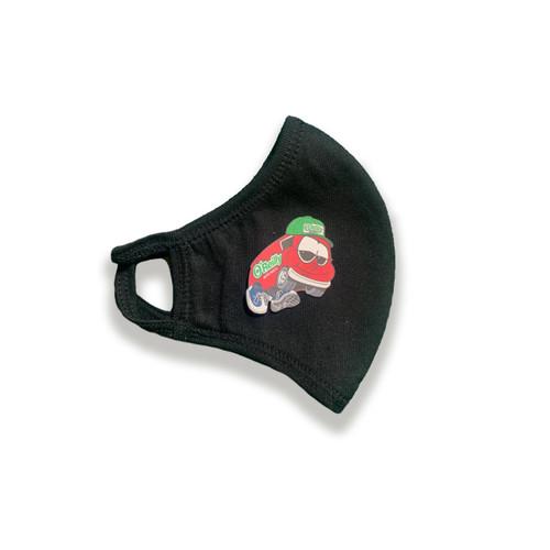 Youth Mask - O'Reilly Van logo