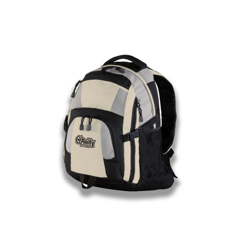 Urban Backpack – Black/Lt. Grey/Stone