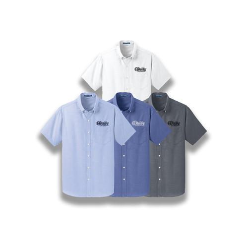 Short Sleeve Super Pro Oxford