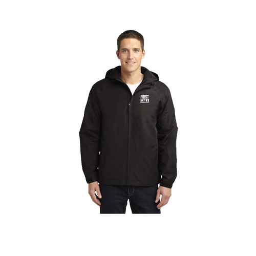 Men's Hooded Charger Jacket