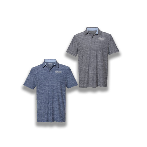 Athletic Heathered Polo