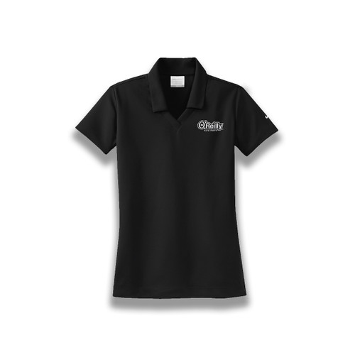 Ladies Golf Dri-Fit Micro Pique Polo