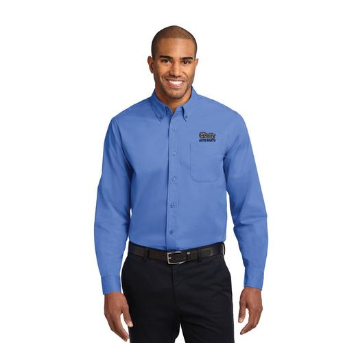 2015 Men's O'Reilly Long Sleeve - Ultramarine Blue