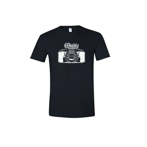Softstyle Vintage Hot Rod T-Shirt