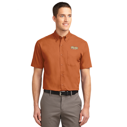 2018 Men's O'Reilly Short Sleeve - Texas Orange