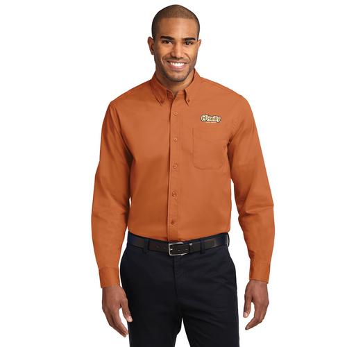 2018 Men's O'Reilly Long Sleeve - Texas Orange