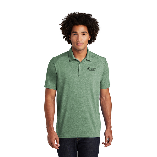 Men's PosiCharge Tri-Blend Wicking Polo