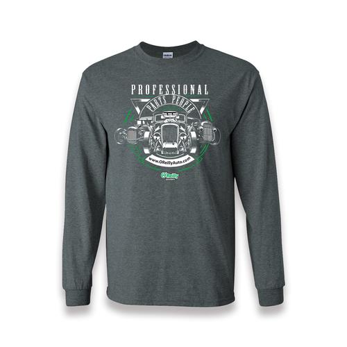 Tri Hot Rod Ultra Cotton Long Sleeve T-Shirt