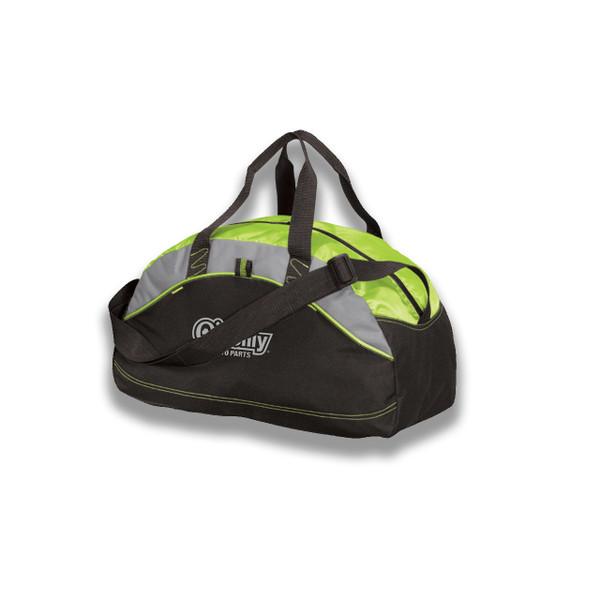 Black/Lime Medium Duffel Bag