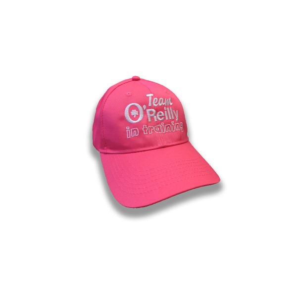 Pink Youth Team O'Reilly in Training Cap
