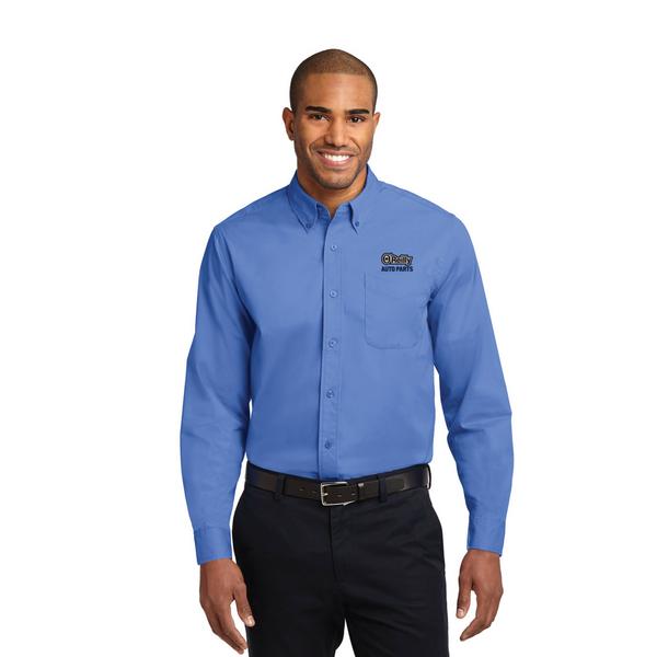2015 Men's TALL O'Reilly Long Sleeve - Ultramarine Blue