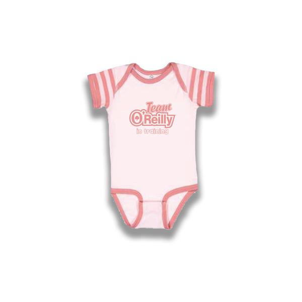 Girls Jersey Bodysuit