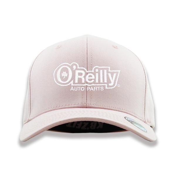 Pink Ponytail Cap