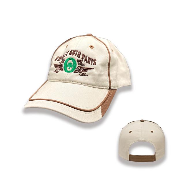 Khaki Winged O Cap