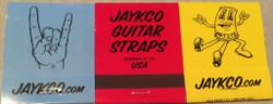 Jaykco Guitar Straps