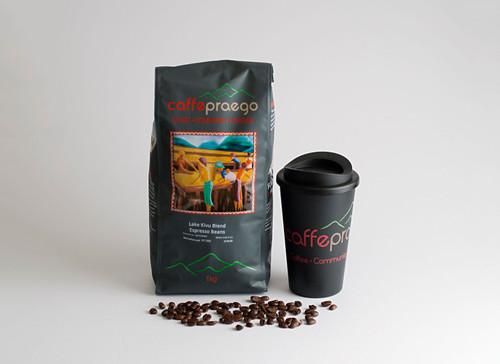 caffe praego dark