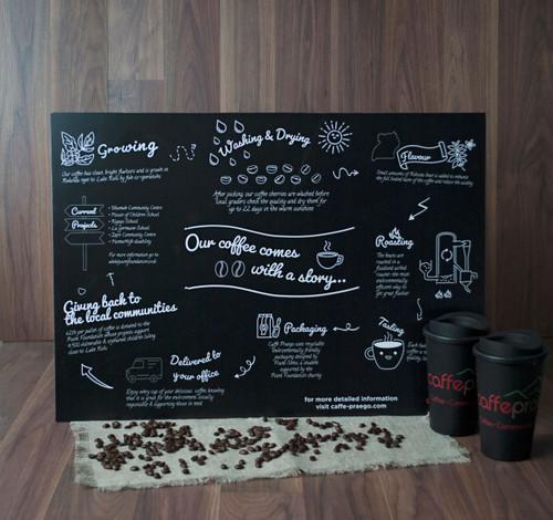 Caffe Praego our story