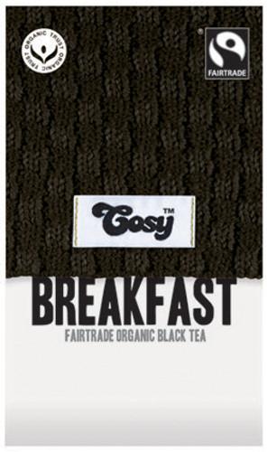 Cosy Tea Breakfast Fairtrade Organic 1x20