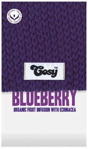 Cosy Tea Blueberry Organic 1x20
