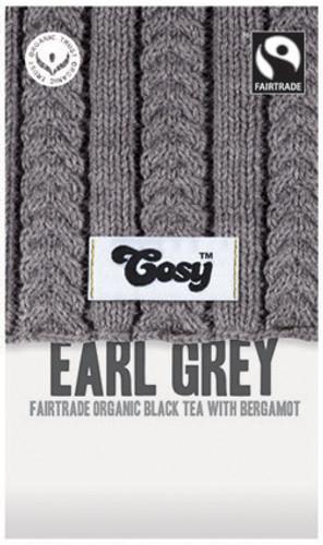 Cosy Tea Earl Grey Organic 1x20