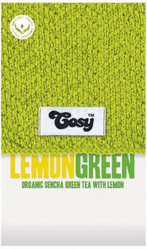 Cosy Tea Lemon Green Organic 1x20