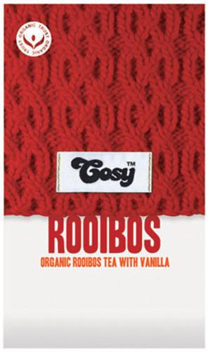 Cosy Tea Rooibos & Vanilla Organic 1x20