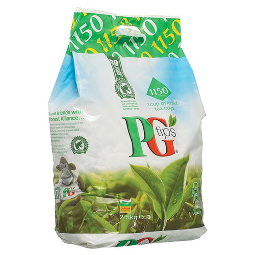 PG Tips Tea Bags 1x1150