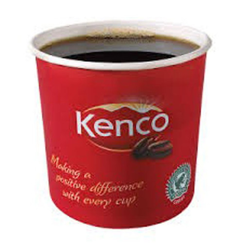 Kenco Incup Rich Roast Black Coffee 15x25