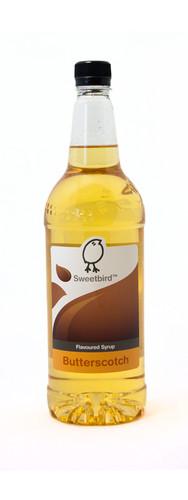 Sweetbird Butterscotch Syrup 1x1l