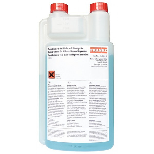 Franke Milk System Cleaner 1x1l