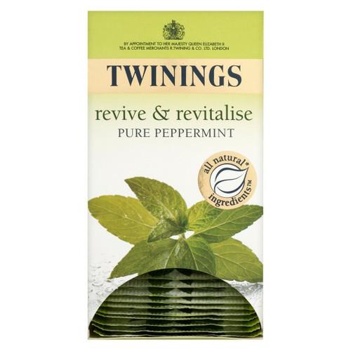 Twinings Peppermint Tea Bags 1x20