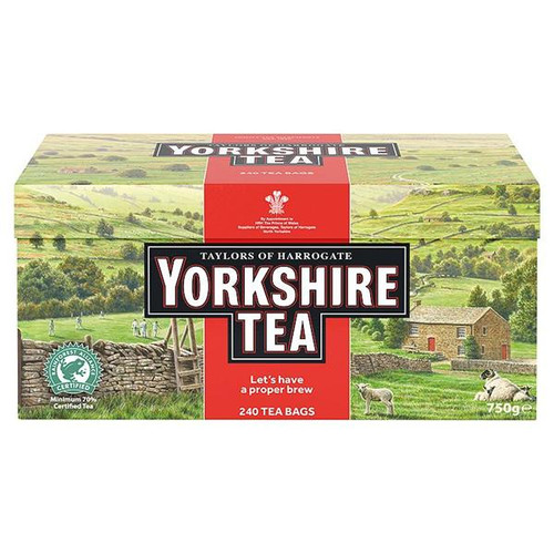 Yorkshire Tea Bags 1x240