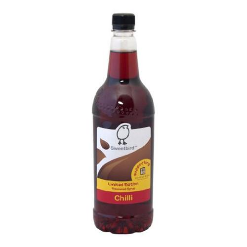 Sweetbird Chilli Syrup 1x1l