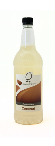 Sweetbird Coconut Syrup 1x1l